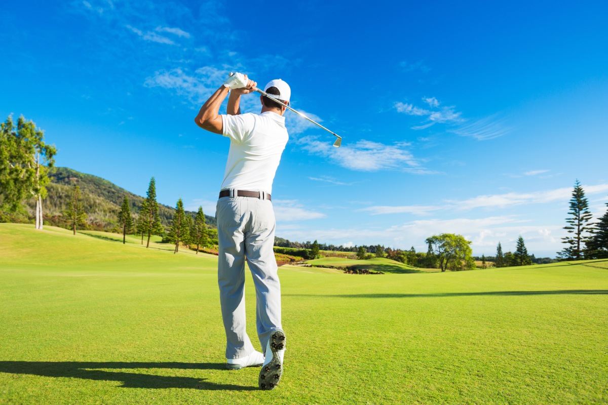 Finding Your 'Natural' Golf Shot