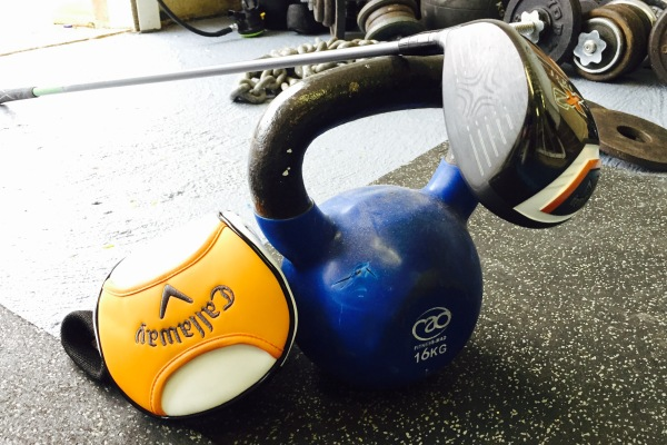 method fitness apparel kettlebell & driver