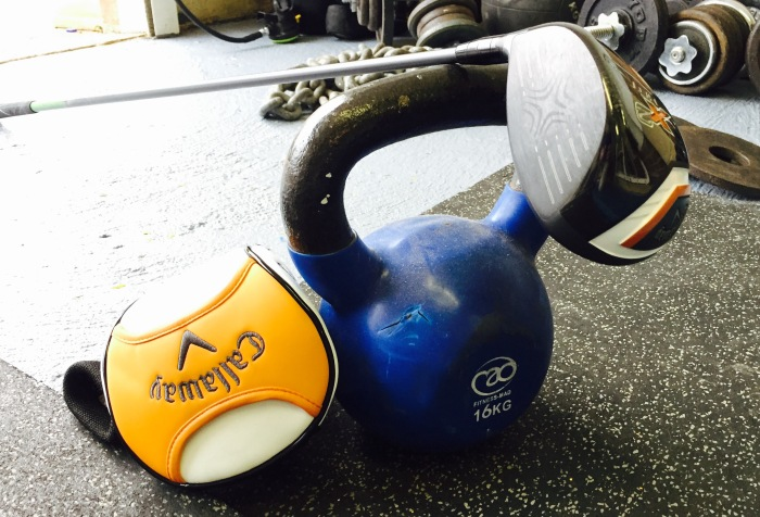 method fitness apparel kettlebell & driver