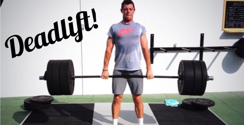 Best Golf Exercises – Deadlift (My All Time Favourite!)
