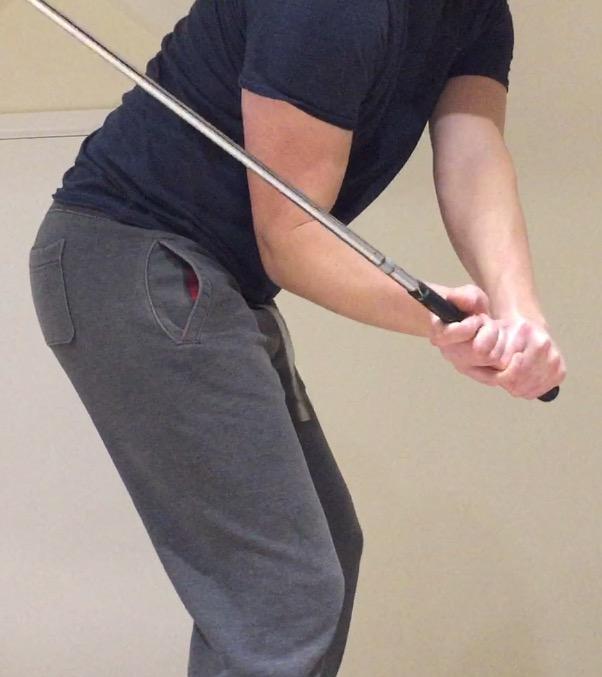 Good Elbow Position
