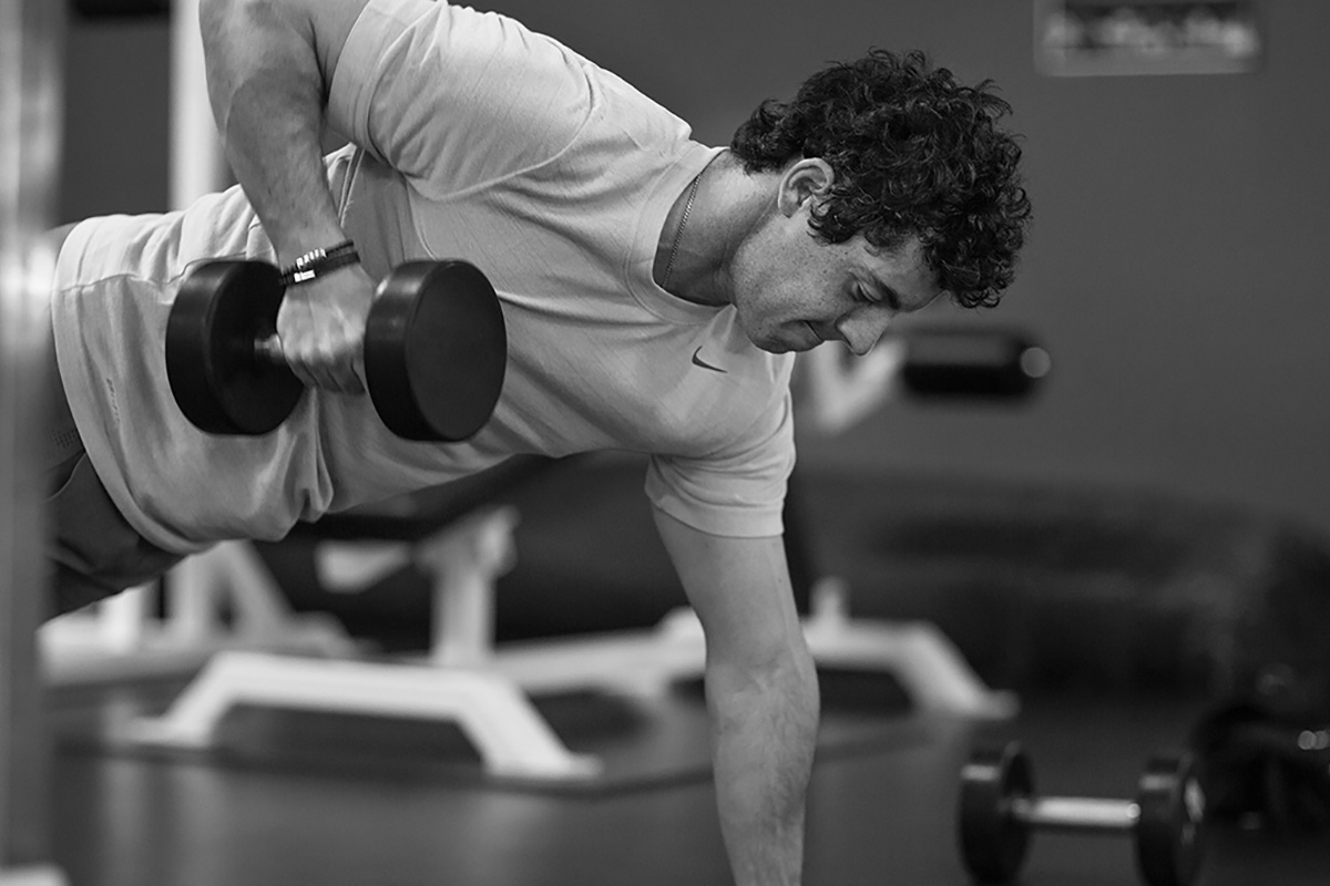 Golf Workout – Train Like Rory