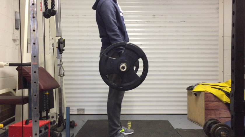 method golf fitness exercise deadlift