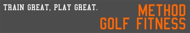 Method Golf Fitness Logo